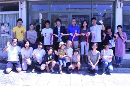 新富町商店街に「アグリテックカフェ」オープン!