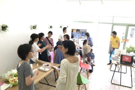 「アグリテックラボ&カフェ」が宮崎日日新聞に掲載されました