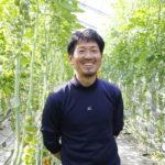 ふるさと納税生産者インタビュー:出口 清貴さん(トマト)
